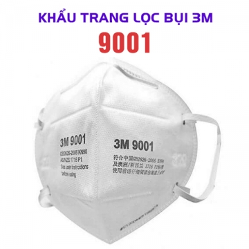 3M KN90 Protective Face Mask 9001