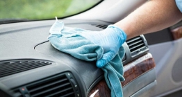 Interior care for cars- fast and easy