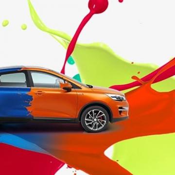 Thành phần cơ bản của sơn sửa chữa ô tô