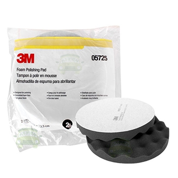 3M Black Foam Polishing Pad PN05725