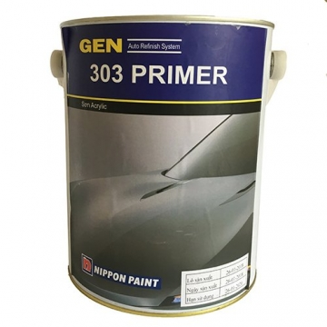 GEN 303 Urethane Primer Grey