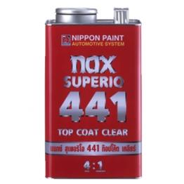 Nax Superio 441 Top Coat Clear