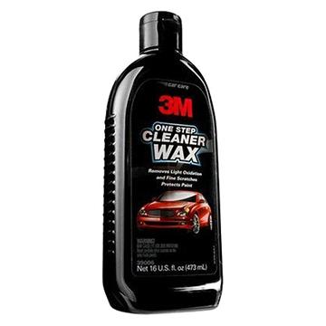 3M One Step Cleaner Wax