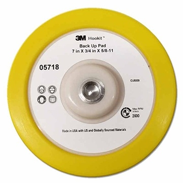 3M Back-up Pad 7 in. PN05718