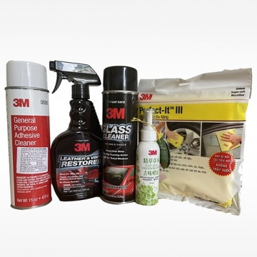 3M Car Care Products Set