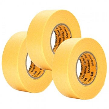 Yellow tape 3M