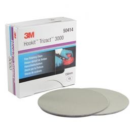 Trizact Hookit P3000 Grit Foam