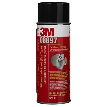 3M 08897 Silicone Lubricant (Dry Type)