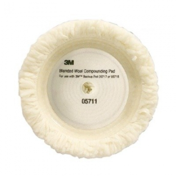 3M Wool Polishing Pad 9 in.